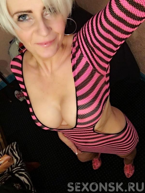 Проститутка 45 лет Екатерина - Новосибирск