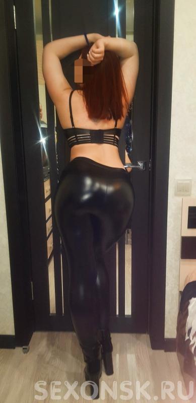 Проститутка Рыжуля New  - Новосибирск
